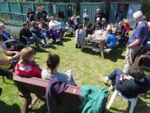 Inaugural Boost Camp a Huge Success! Inspiring Communities