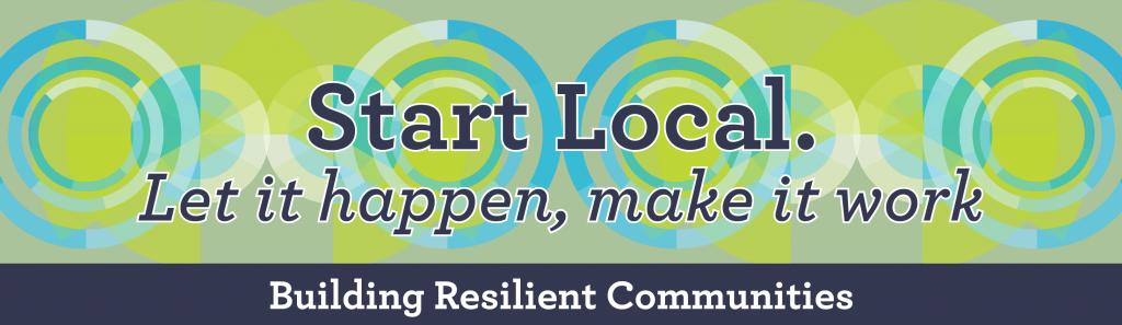 Start Local banner
