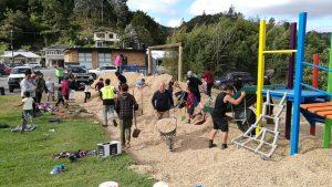 Whangaroa Community Playground Inspiring Communities
