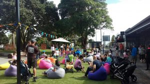 Pt Chev community event in the park