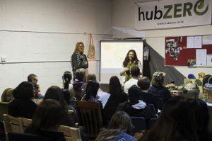 Building sustainable change in Auckland Inspiring Communities