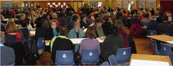 Victory Village Forum, Nelson Inspiring Communities