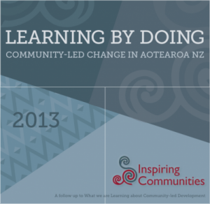 Learning by Doing - a handbook Inspiring Communities