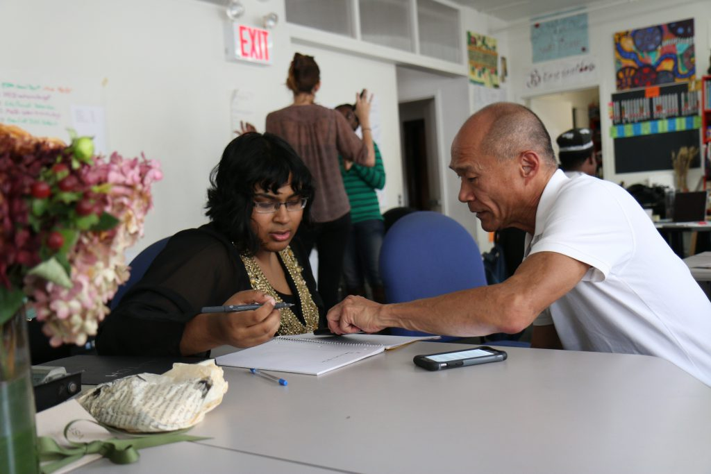 Grow collaborative local leadership Inspiring Communities