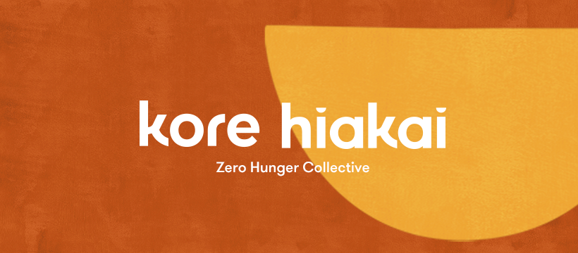KoreHiakaiZero Hunger Collective Inspiring Communities