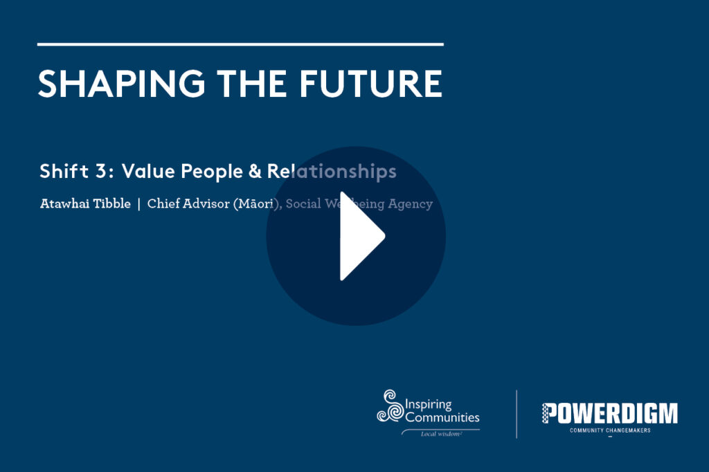 Shaping the Future Inspiring Communities
